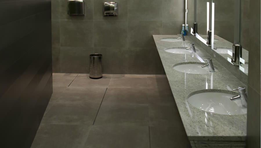 Commercial Urban Stone Surfaces
